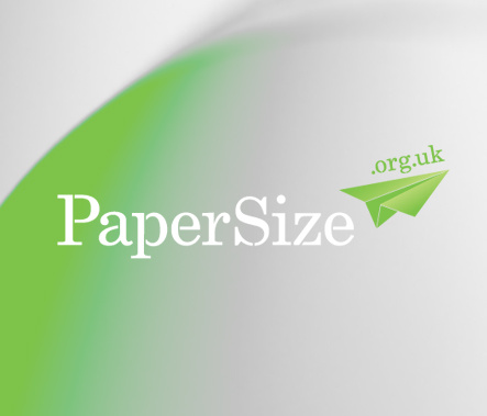 PaperSize.org.uk Launch