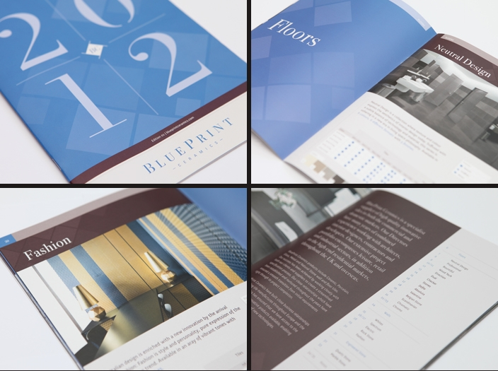 A selection of images of the new brochure / product guide.